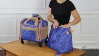 TravelSmith 360 Degree Spinner Luggage