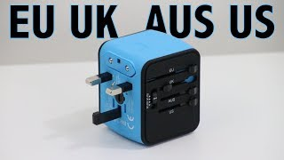 best all in one travel adaptor