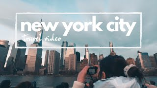 GOPRO HERO 7 BLACK: NEW YORK TRAVEL VIDEO