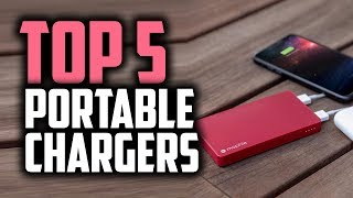 Best Portable Chargers| High Power Fast Charging|Best Travel Accessories