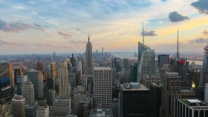 New York City the best places to travel to in September