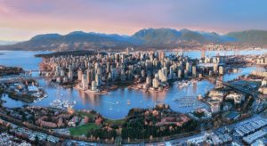 Best places to travel in September Vancouver BC