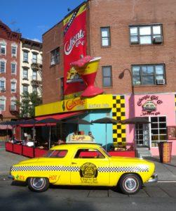 Caliente Cab Best Tacos