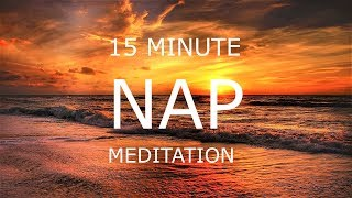 15 minute nap