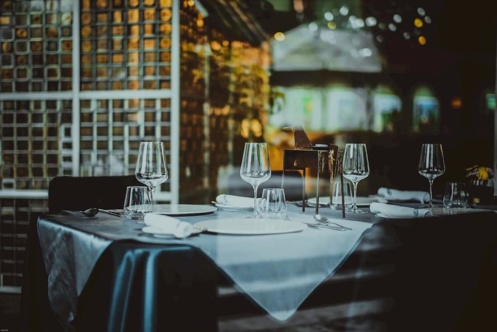 Top 5 best restaurants for large groups NYC