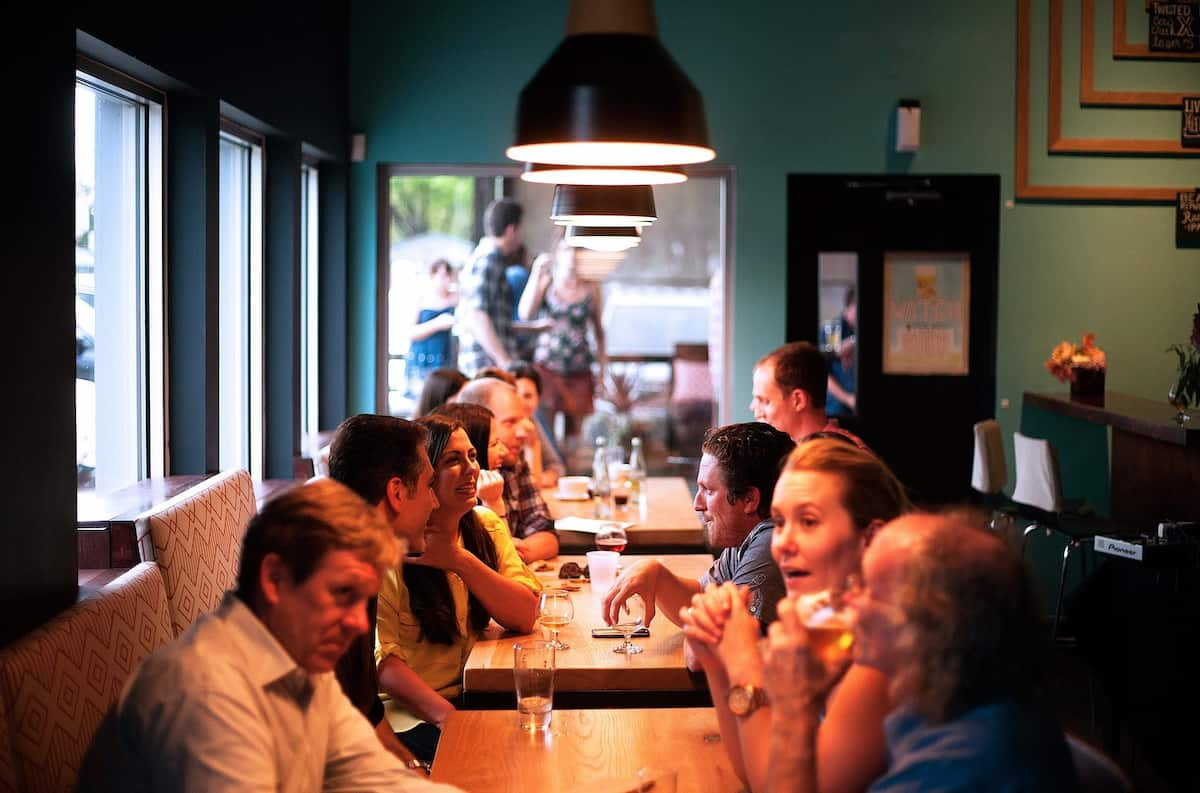 restaurants good for groups nyc