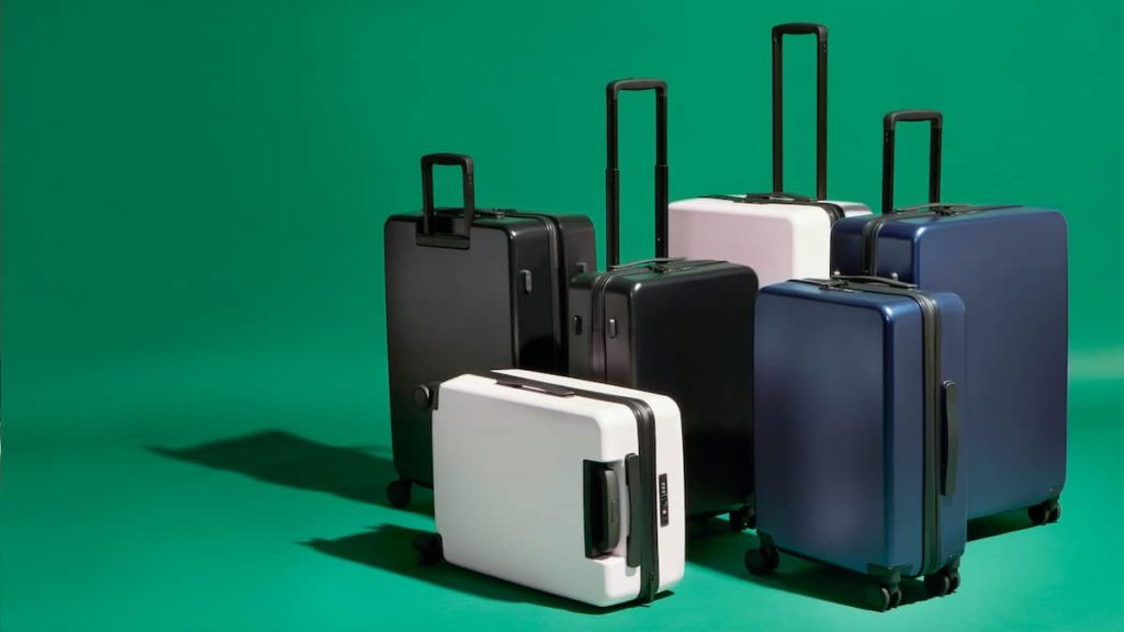 Luggage size depends on your travel preferences
