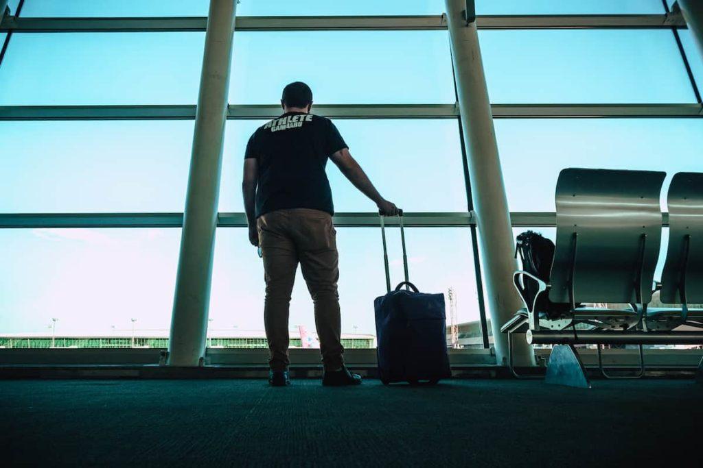 buying the luggage