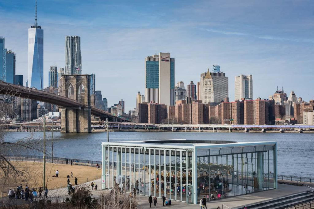 DUMBO is the Location of The Battle of Brooklyn