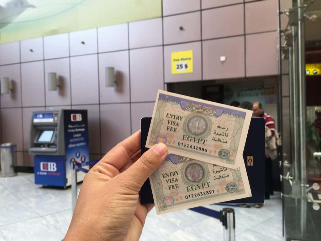 Egypt e-Visa