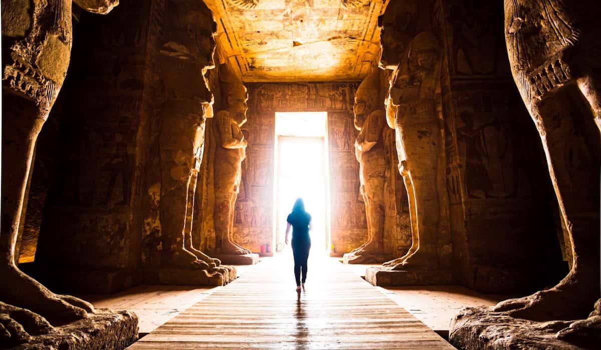 When in Egypt