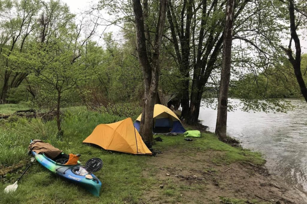 Allegheny River Campground