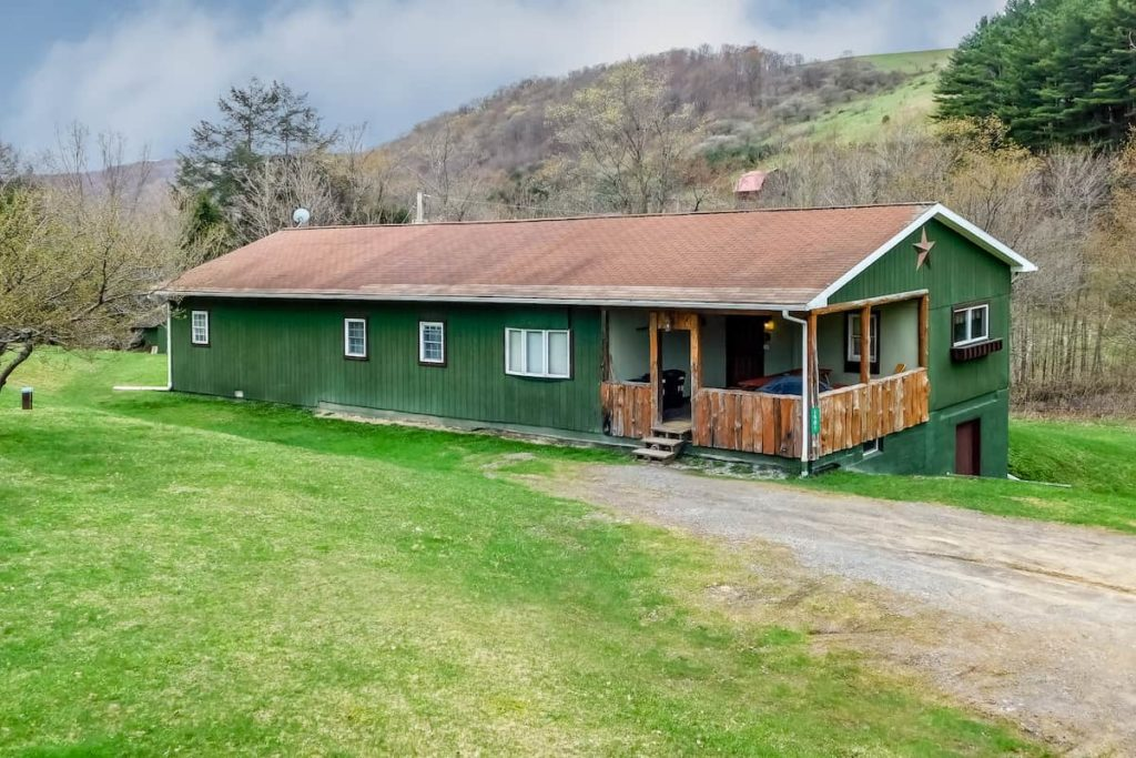 Cherry Springs State Park Lodging